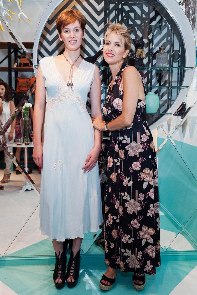 Flor BIbas presenta su marca vintage Lady Kate