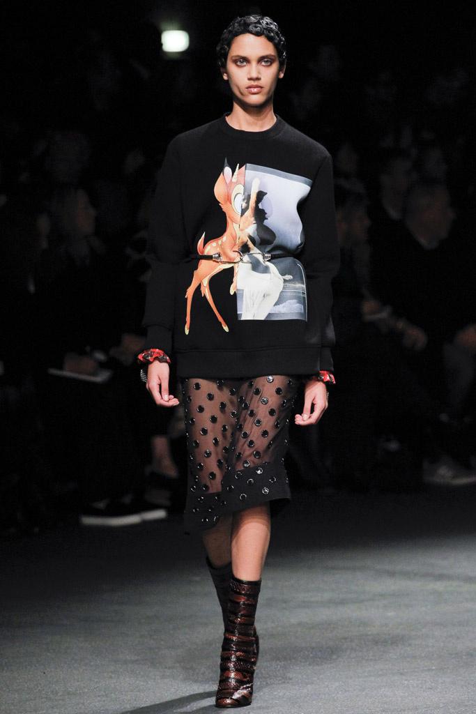 Givenchy Fall 2013/14