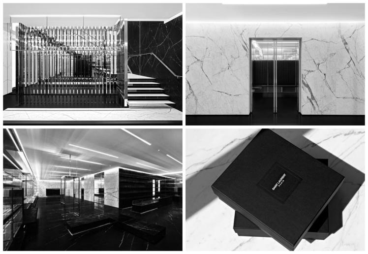 La tienda y el packaging, minimalismo en su máxima expresión