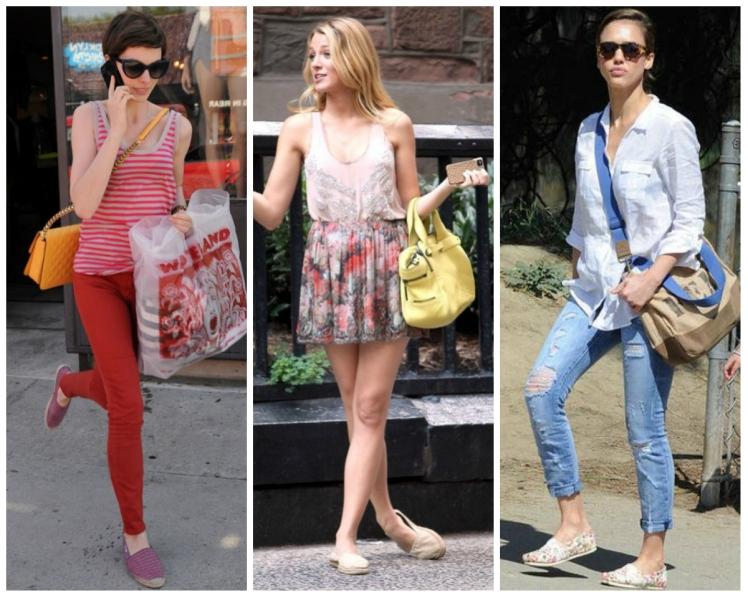 Anne Hathaway, Blake Lively y Jessica Alba