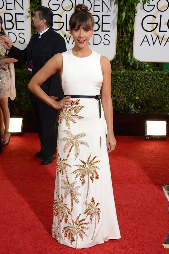 Rashida-Jones-Fausto-Puglisi_golden_globe_2014_trendy_jungle