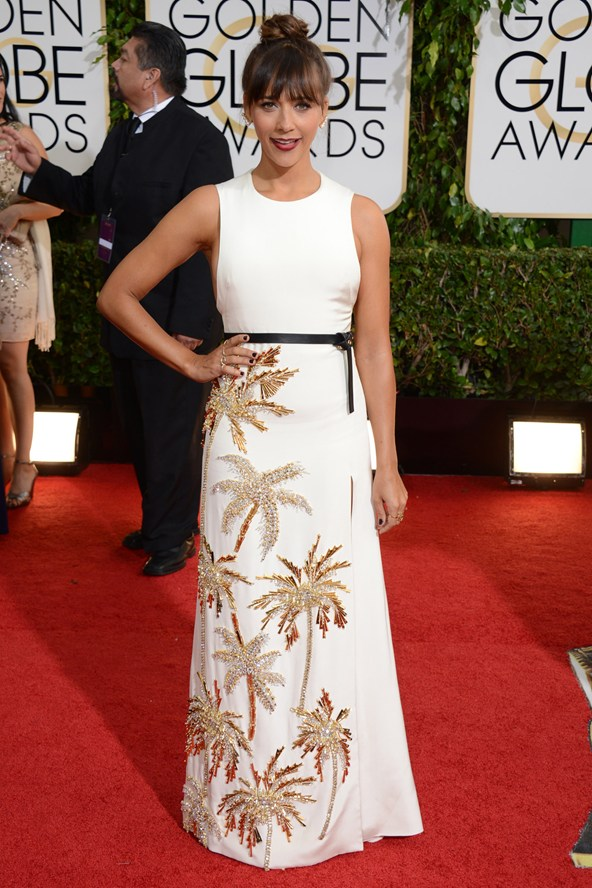 Rashida-Jones-Fausto-Puglisi_golden_globe_2014_trendy_jungle