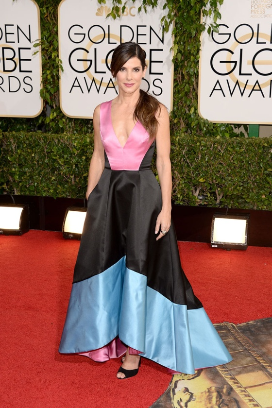 sandra_bullock_prabal_gurung_golden_globe_2014_trendy_jungle