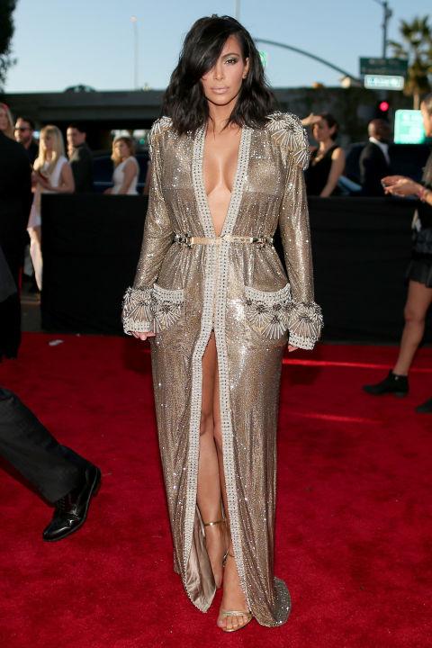 Kim Kardashian por Jean Paul Gaultier