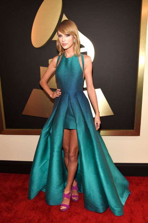 Taylor Swift por Elie Saab